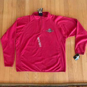NWT Indianapolis Motor Speedway Fleece Jacket XL